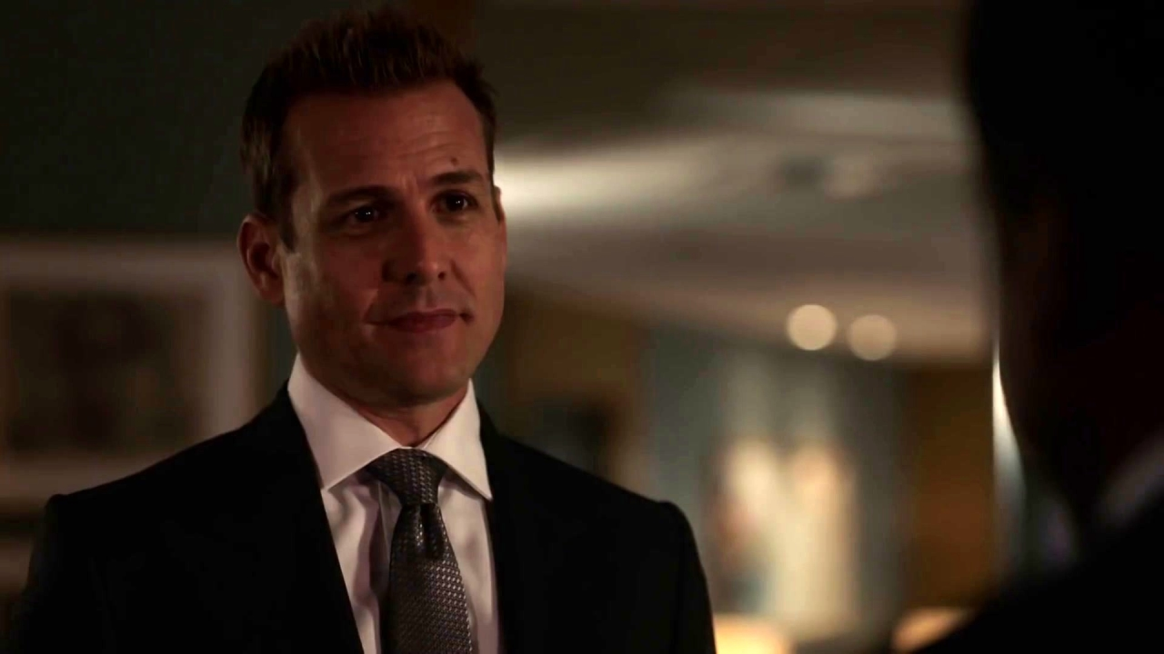 Suits: Harvey And Cane Talk New Partners