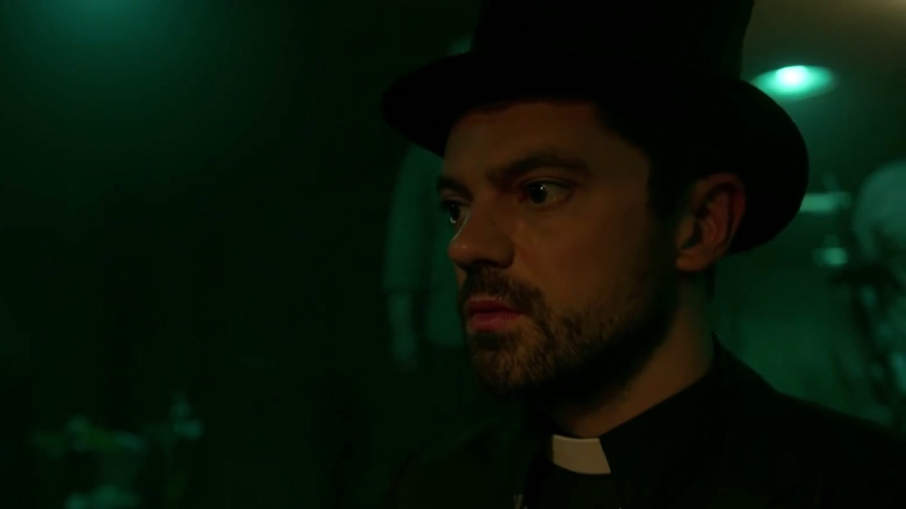Preacher: The Tombs