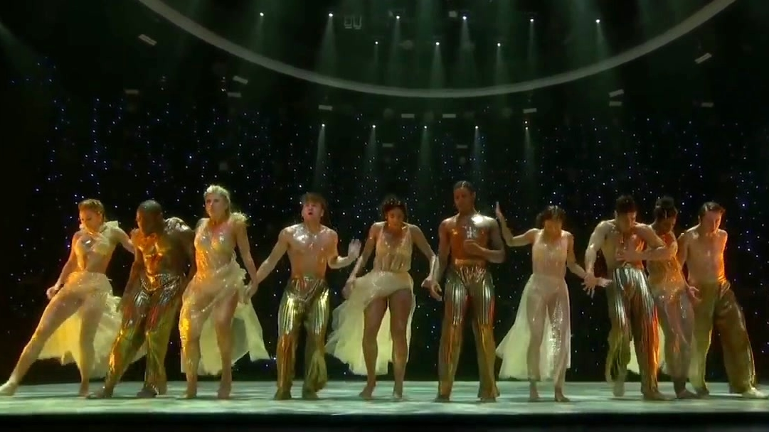 So You Think You Can Dance: Top Ten's Performance