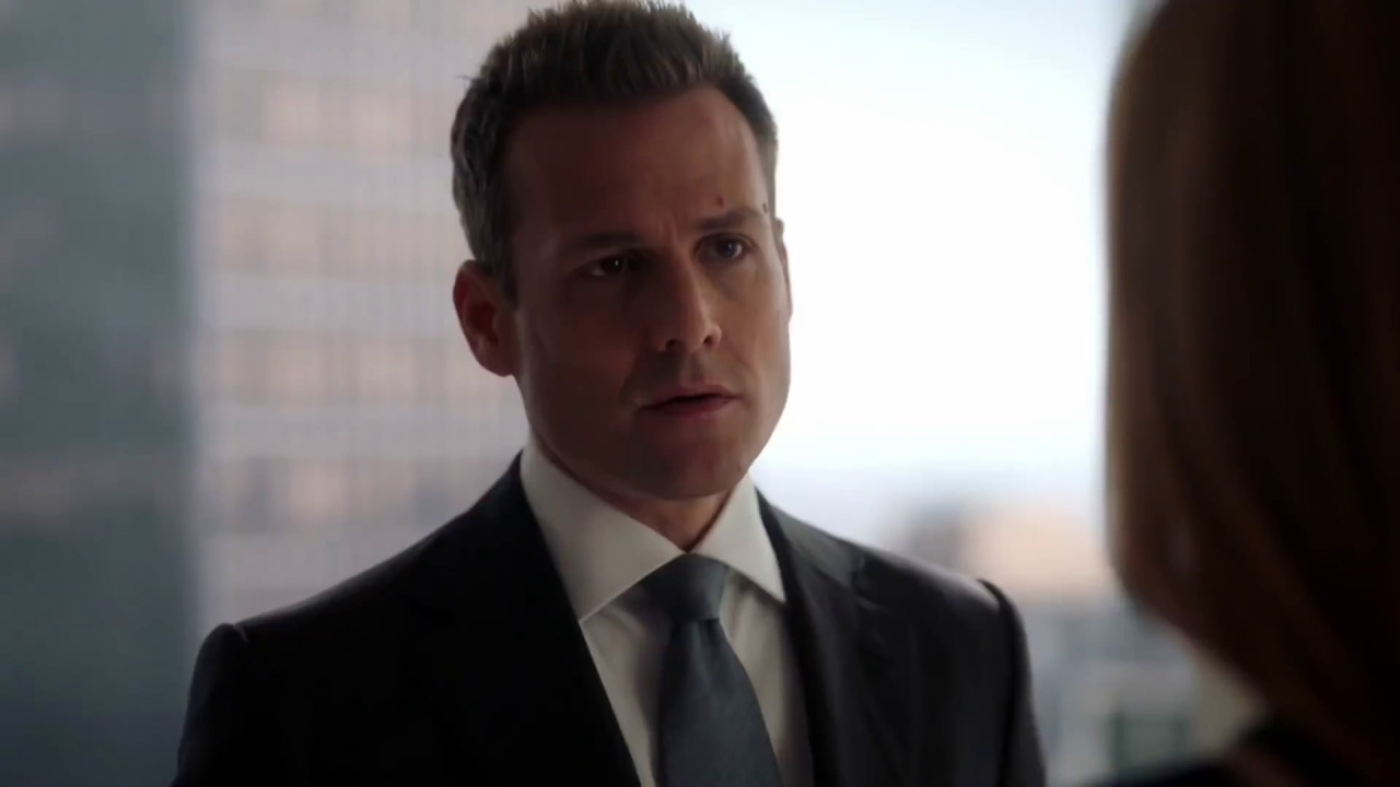 Suits: Donna Gives Harvey A Pep Talk