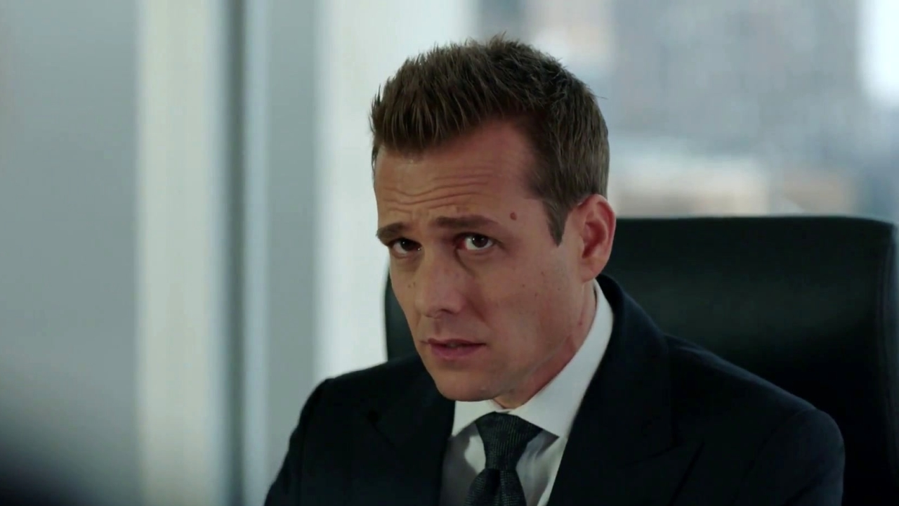 Suits: Cats, Ballet, Harvey Specter