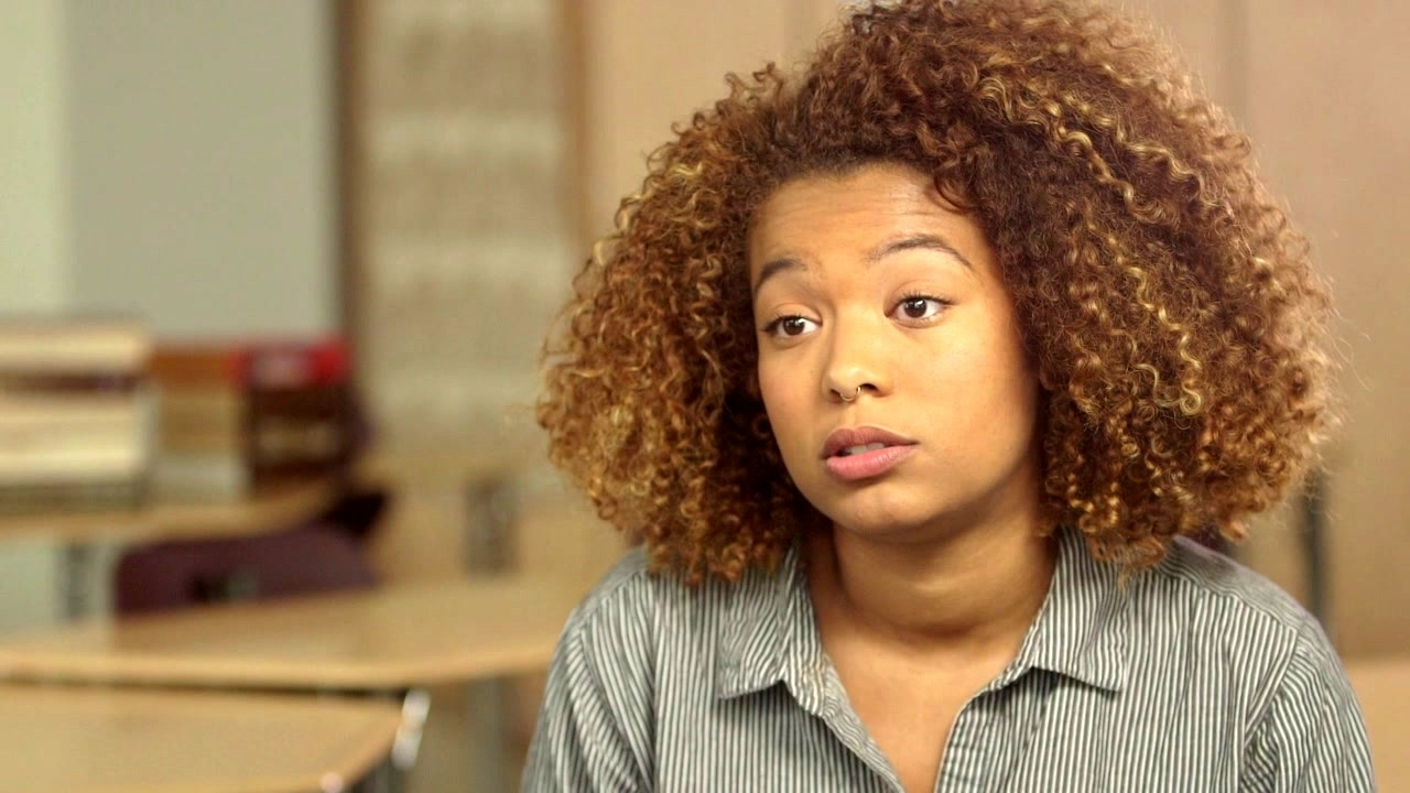 Slender Man: Jaz Sinclair On The Friends Watching The Video For The First Time