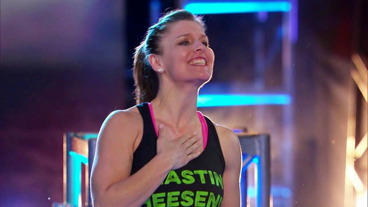 American Ninja Warrior: Sara Heesen