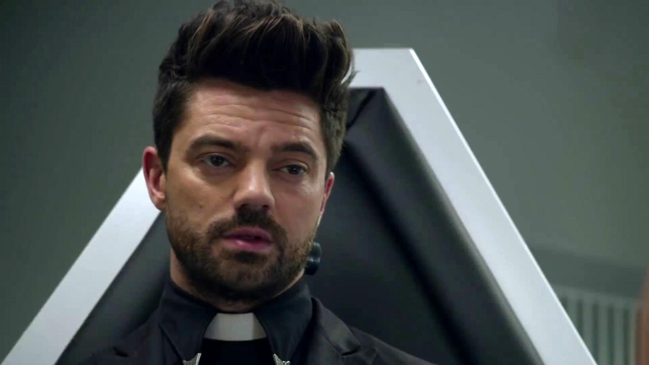 Preacher: Jesse's Final Request