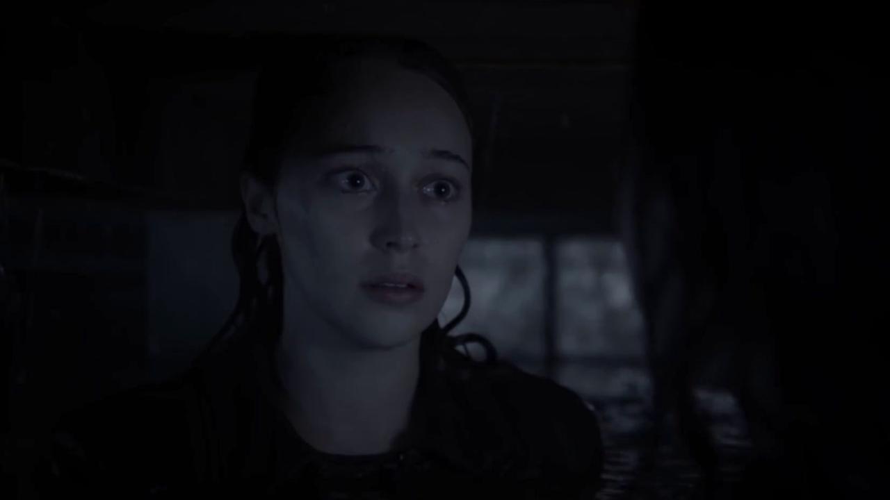 Fear The Walking Dead: Alicia & Charlie