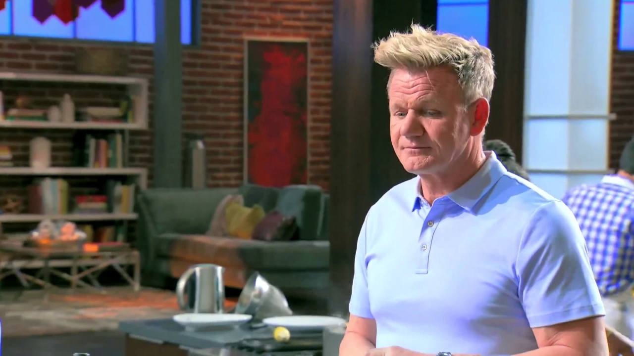 Masterchef: Samantha Is Nervous About Her Clams