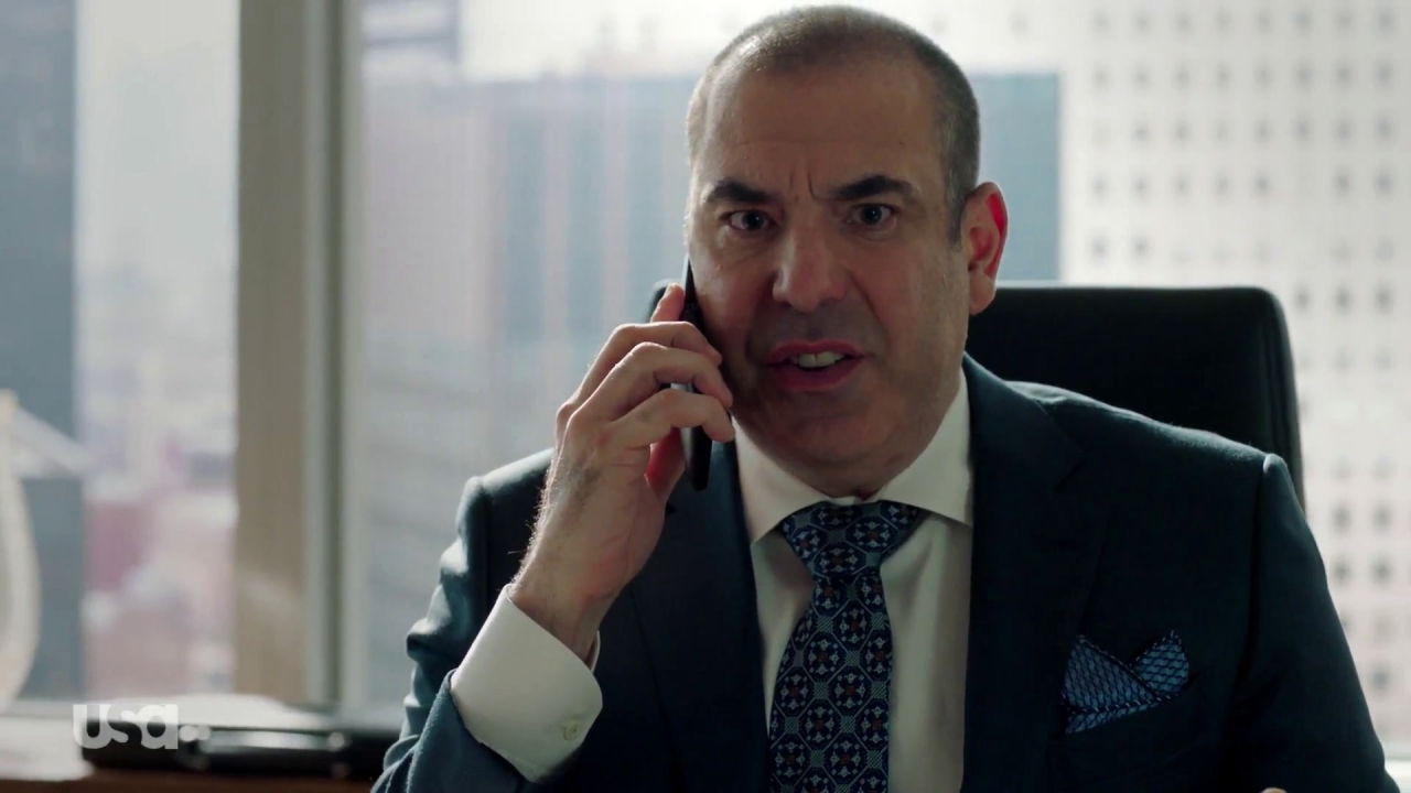 Suits: Sour Grapes