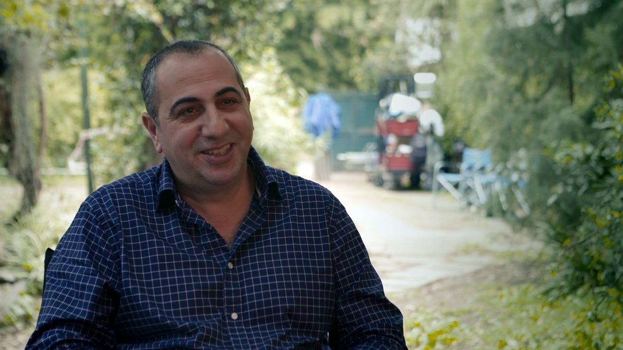Operation Finale: Avner Avraham On The Importance Of Telling The Story
