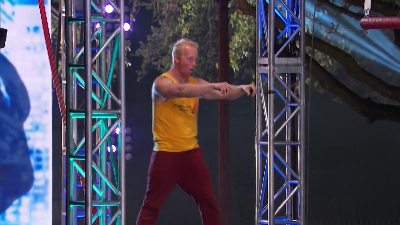 American Ninja Warrior: Josh Norton