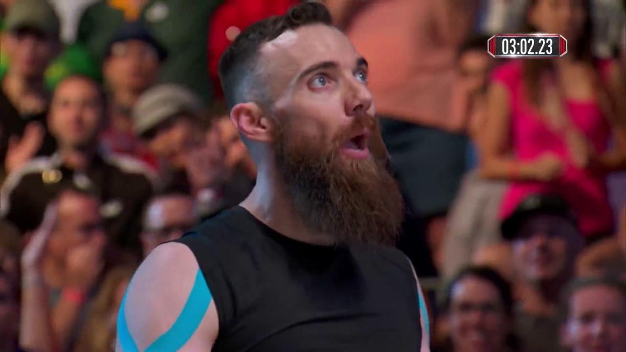 American Ninja Warrior: Ryan Stratis