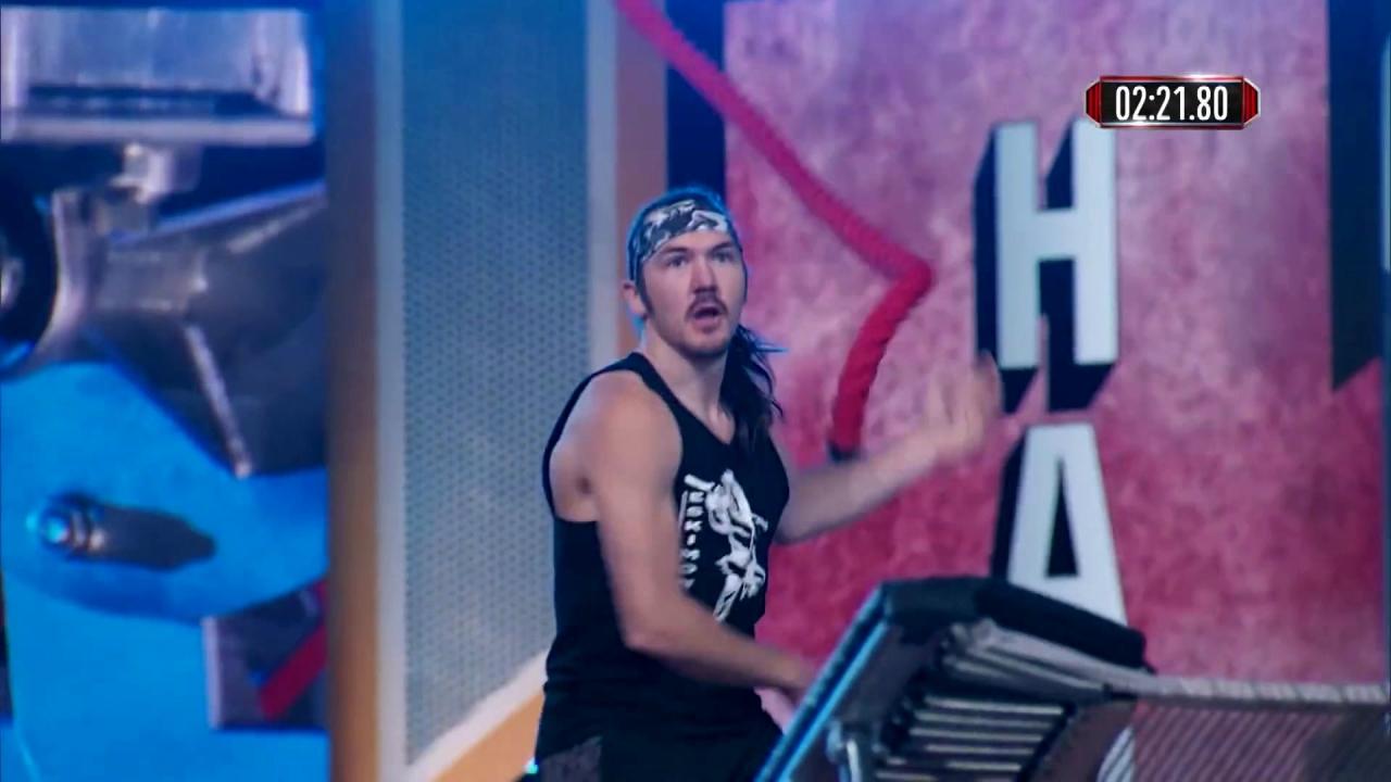 American Ninja Warrior: Nick Hanson
