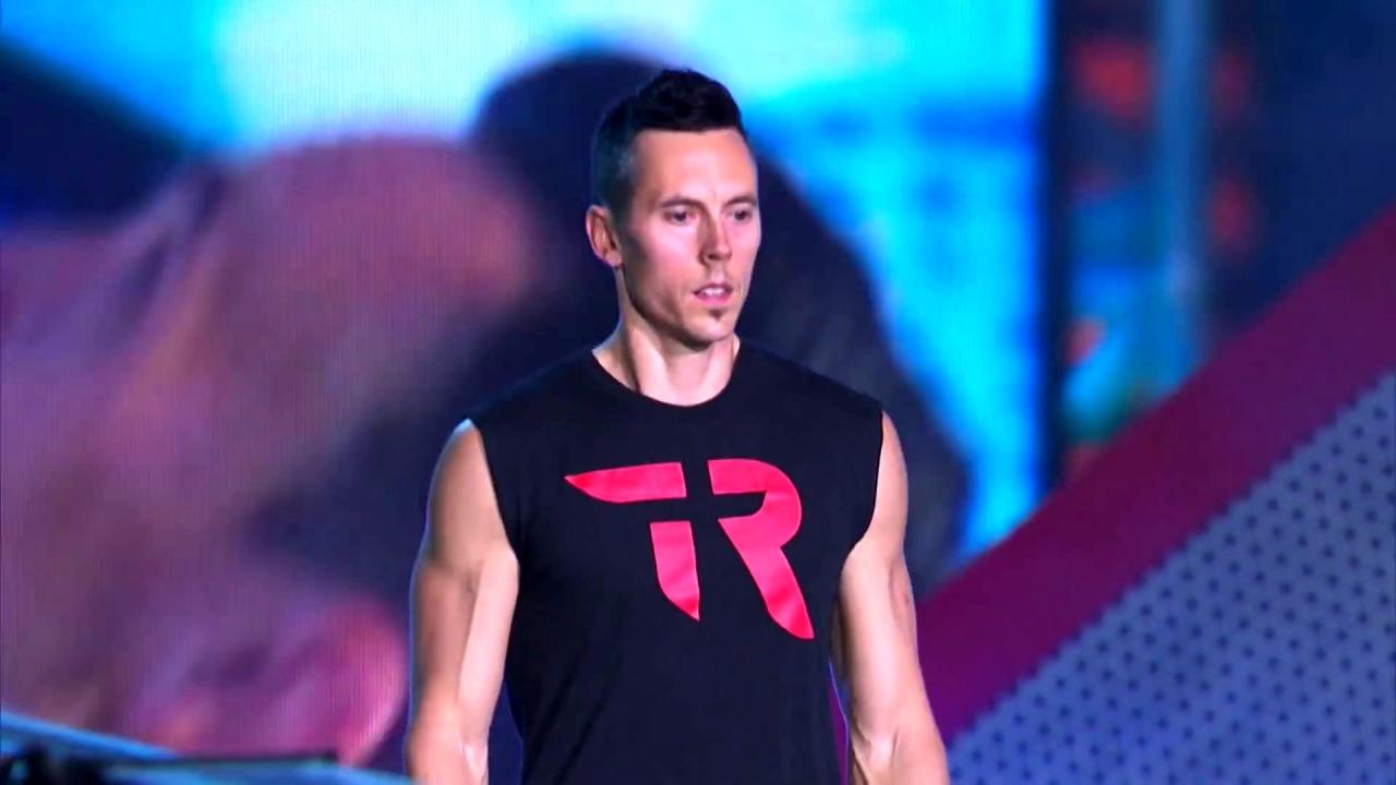 American Ninja Warrior: Travis Rosen
