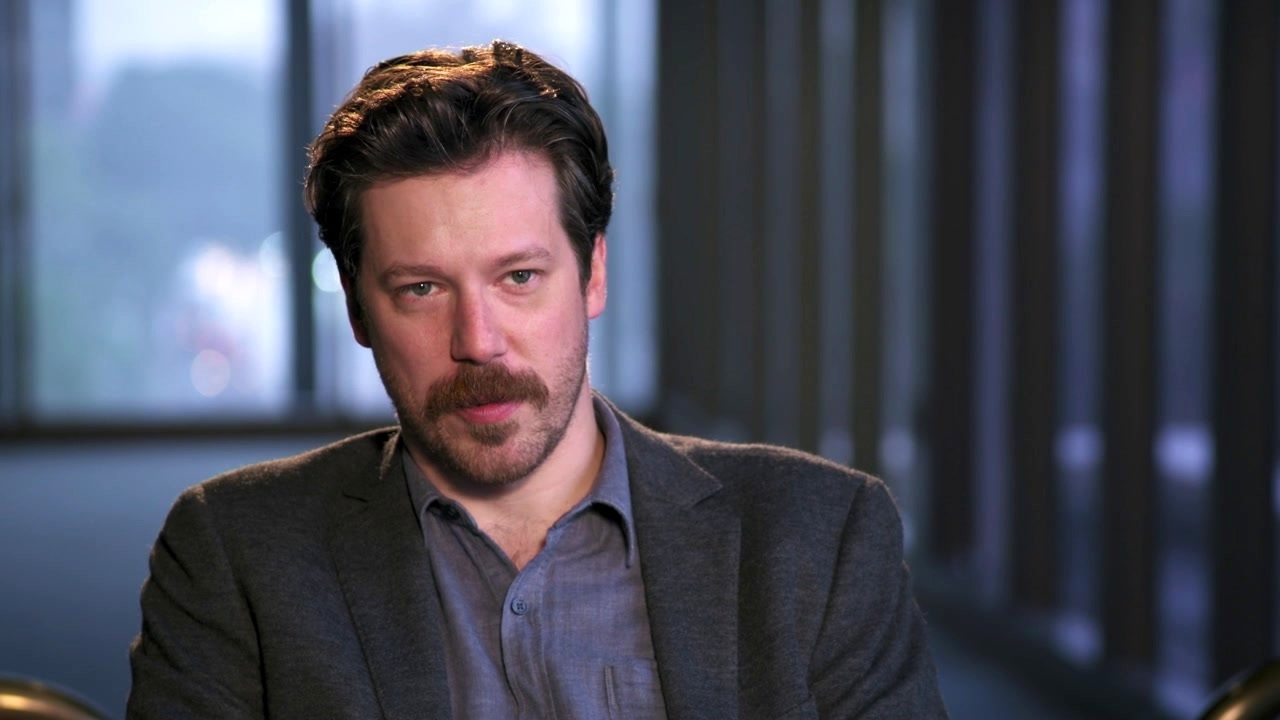 Peppermint: John Gallagher Jr. On His Character