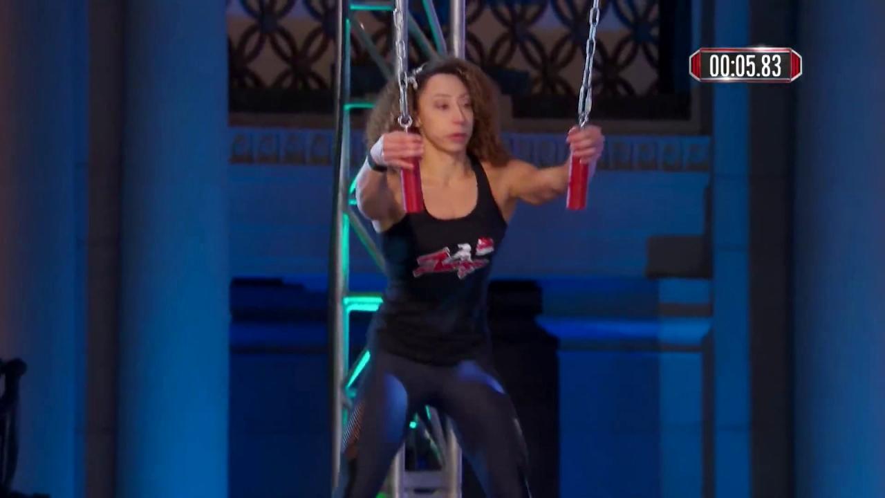 American Ninja Warrior: Zhanique Lovett