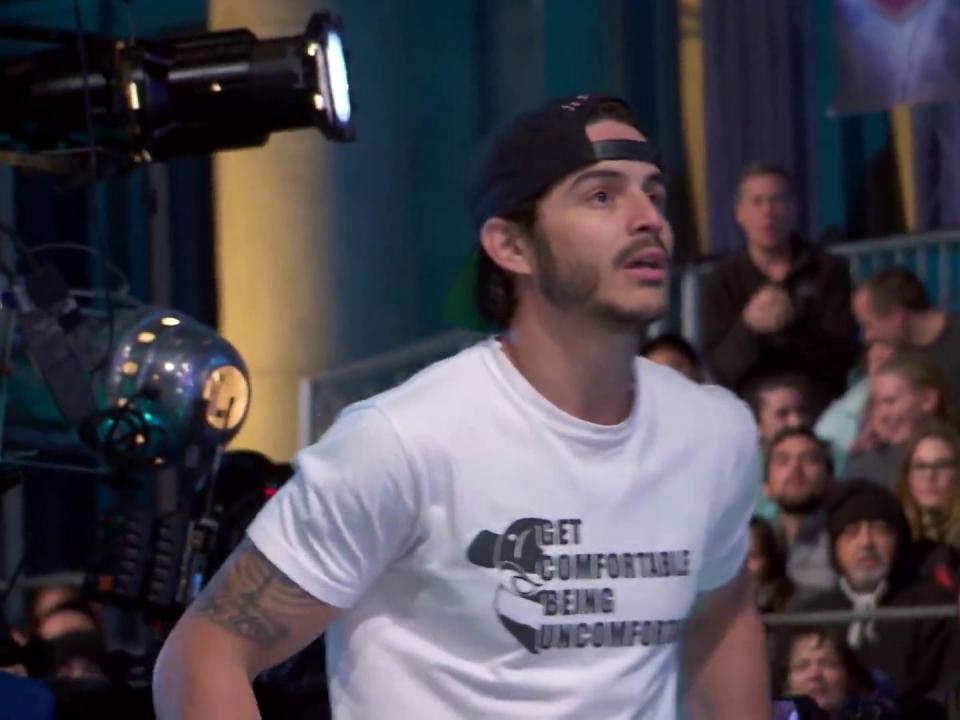 American Ninja Warrior: Flip Rodriguez