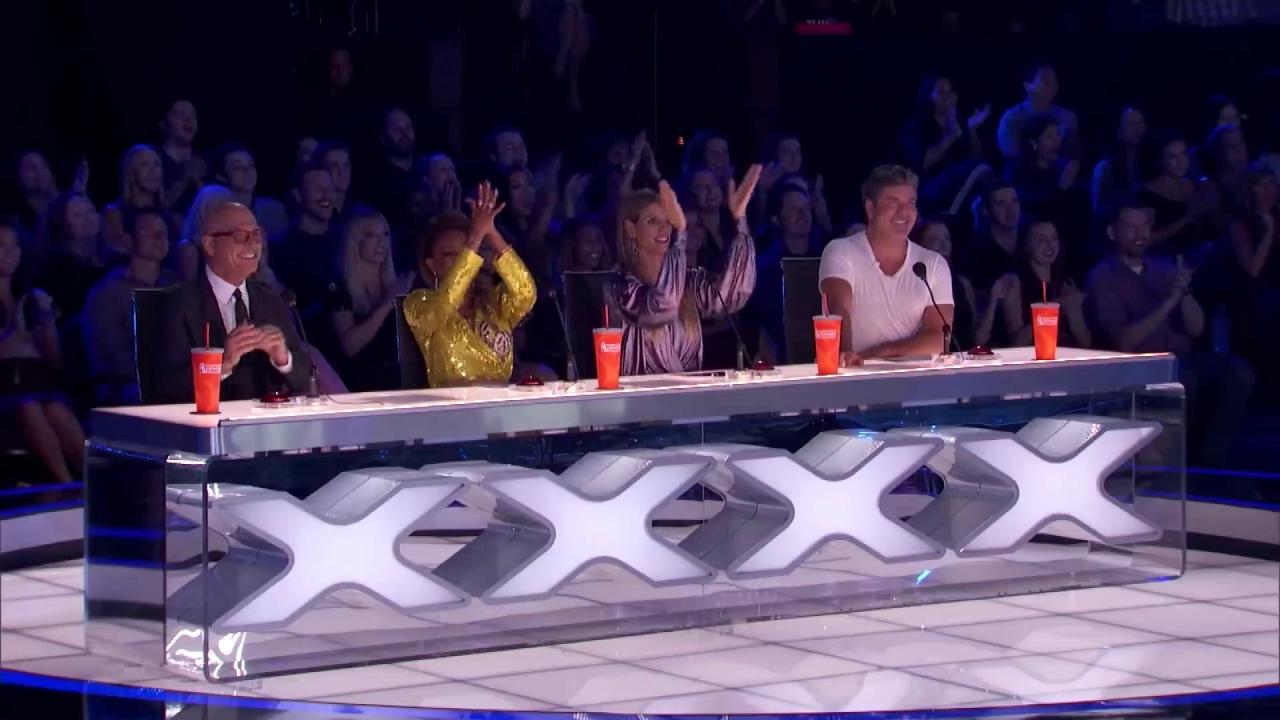 America's Got Talent: Live Semifinals 1