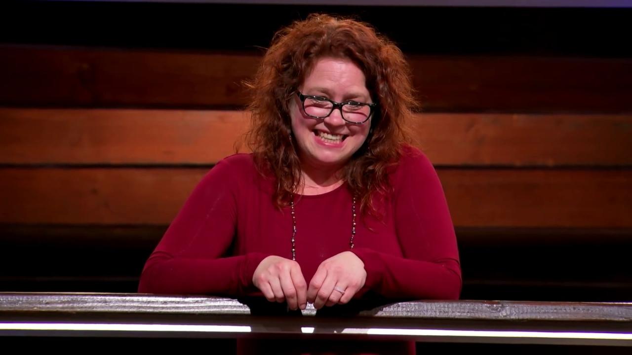 Masterchef: Samantha Creates Her Own Farfalle Pasta Dish
