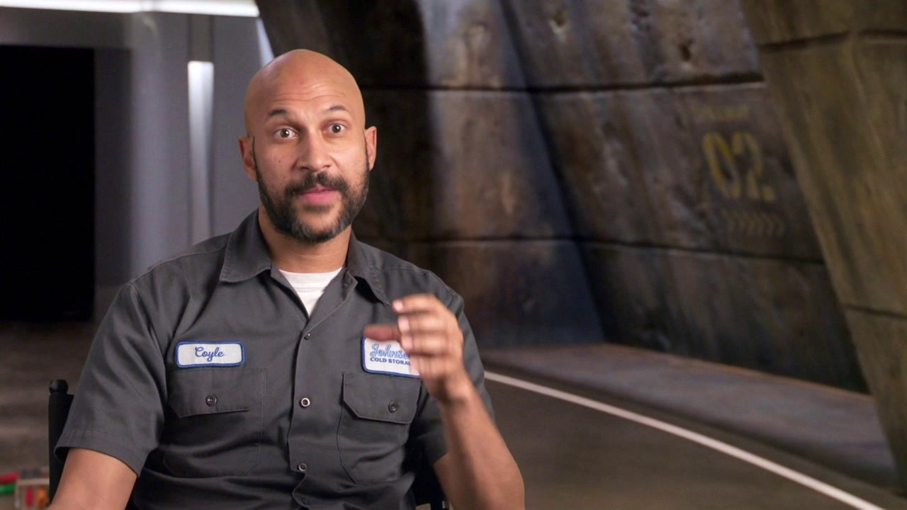 The Predator: Keegan-Michael Key On Being A Fan Of The Predator Franchise