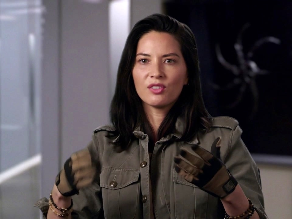 The Predator: Olivia Munn On Why She Wanted The Role