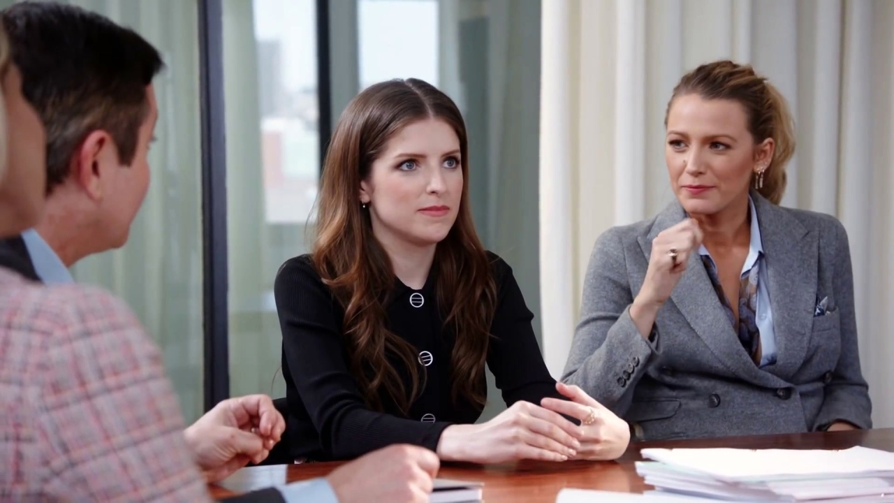 A Simple Favor: The Pitch (Behind The Scenes)