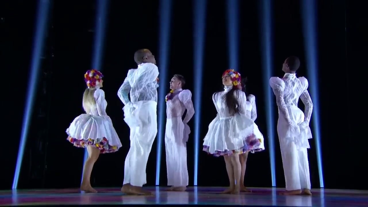 So You Think You Can Dance: Top 6 Perform To The Four Seasons