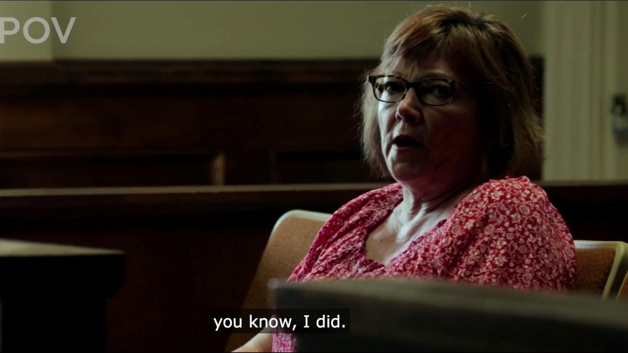 P.O.V.: Lindy Lou, Juror Number 2
