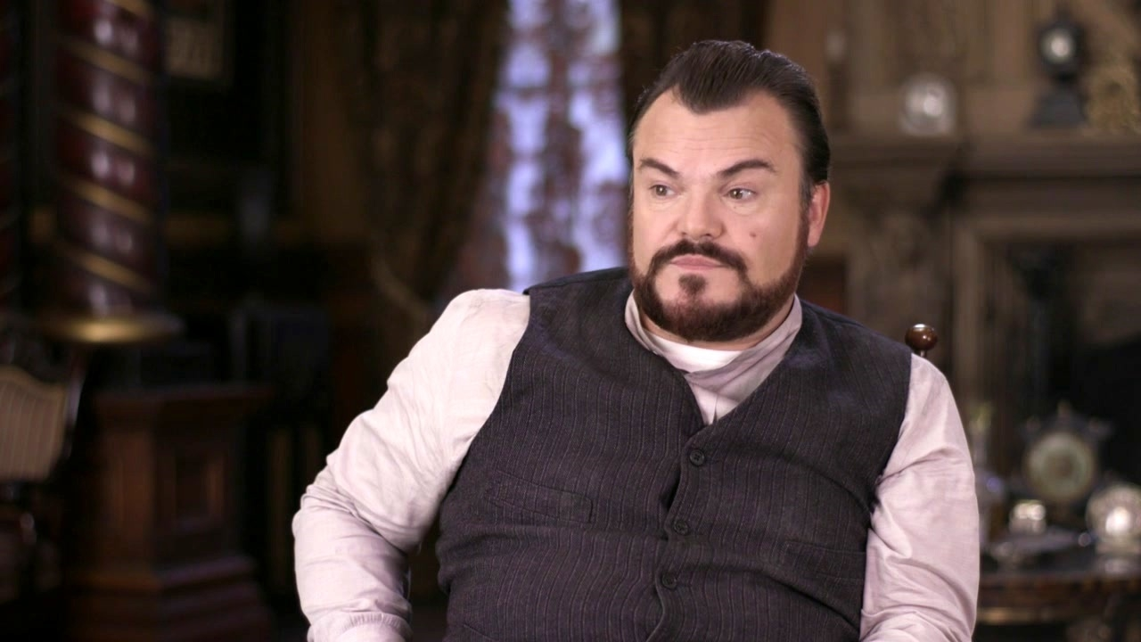The House With A Clock In Its Walls: Jack Black On The Plot Of The Film
