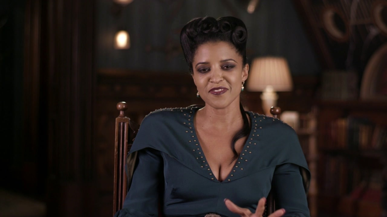 The House With A Clock In Its Walls: Renee Elise Goldsberry On The Magic In The Film