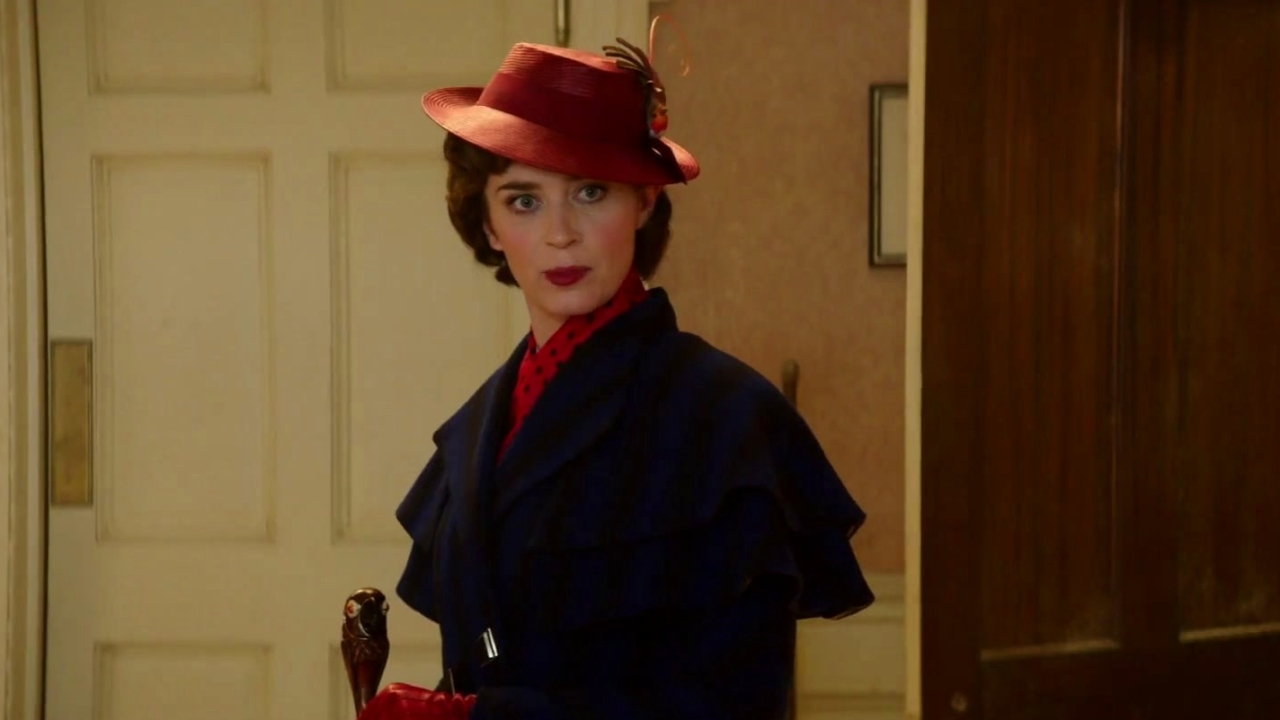 Mary Poppins Returns (Trailer 2)