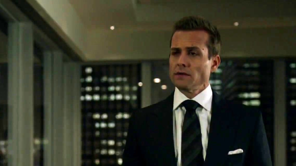Suits: Harvey And Robert Trade Movie Quotes