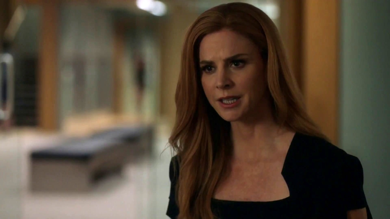Suits: Donna Tries To Defuse Sam And Alex's Feud