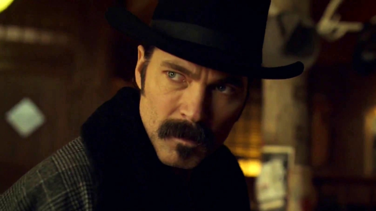 Wynonna Earp: Bewitched