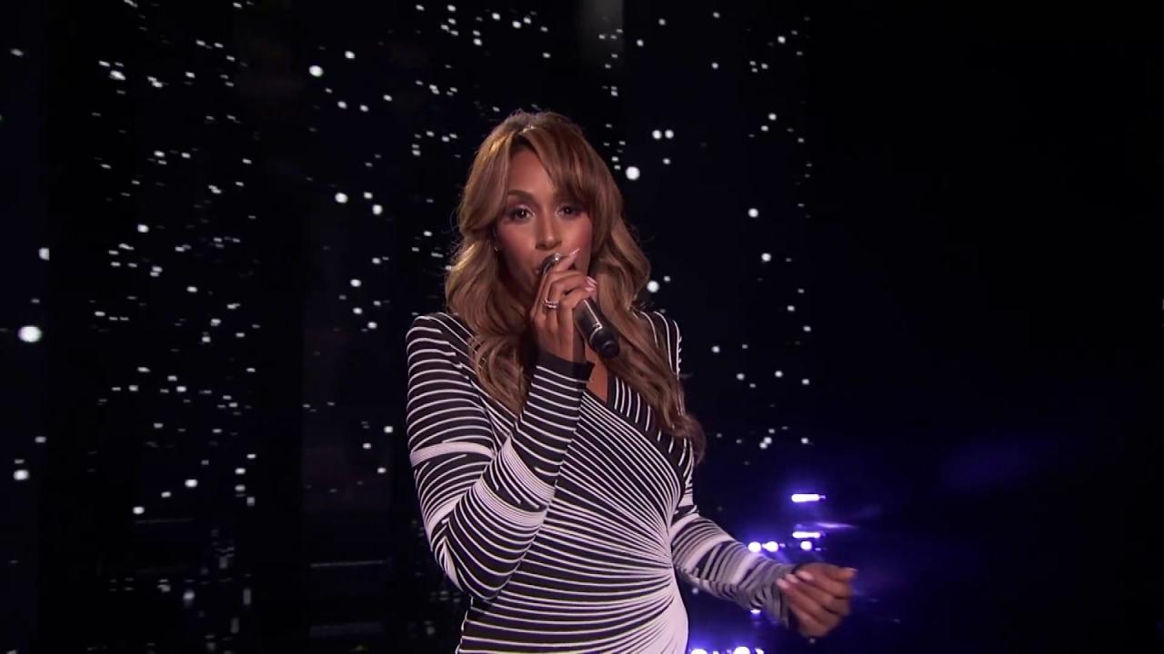 America's Got Talent: Glennis Grace Sings Run