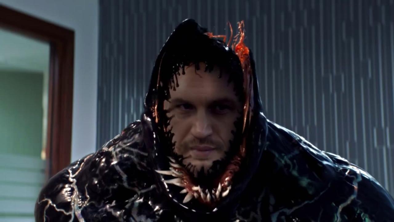 Venom: New Mascot (Spot)