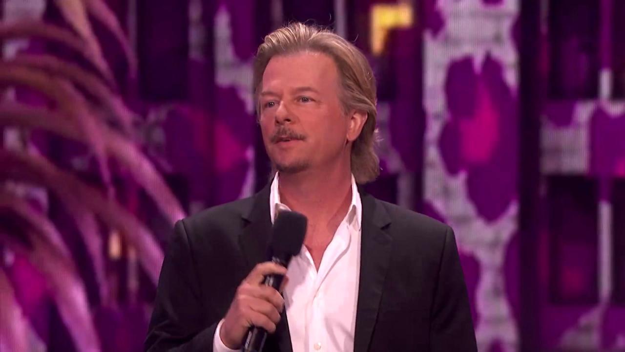 America's Got Talent: David Spade Decodes Hollywood Lingo To Vicki