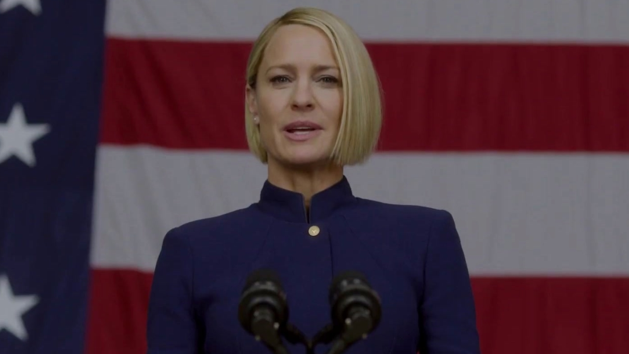 House Of Cards: The End Is Here