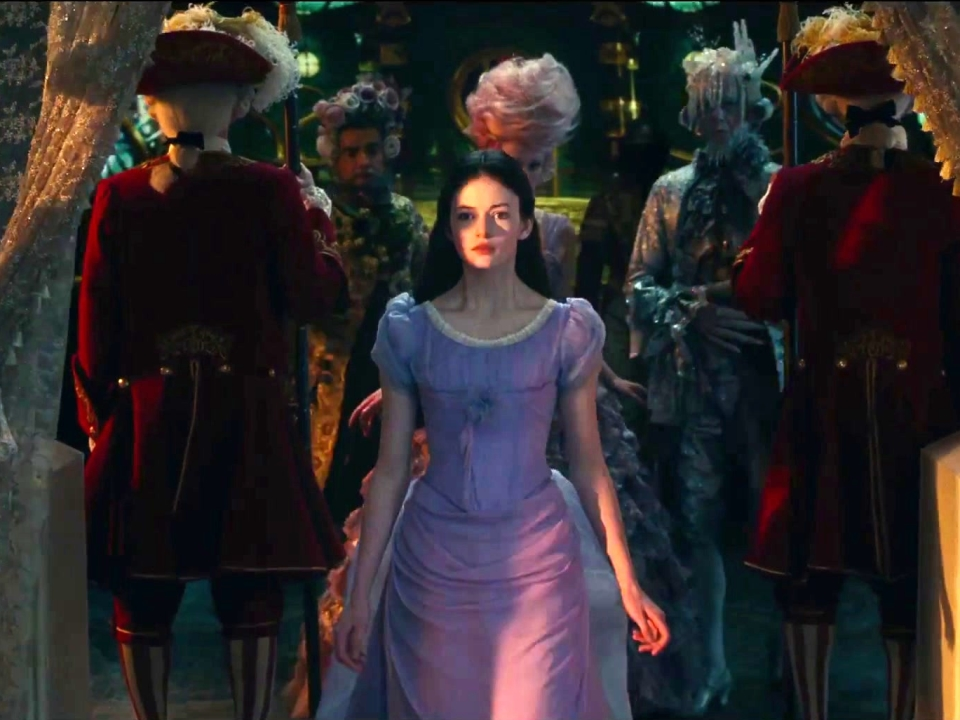 The Nutcracker And The Four Realms: Newest Member (Featurette)