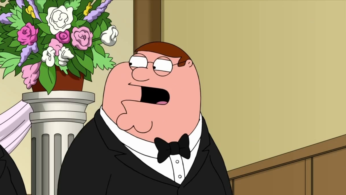 Family Guy: You're Invited
