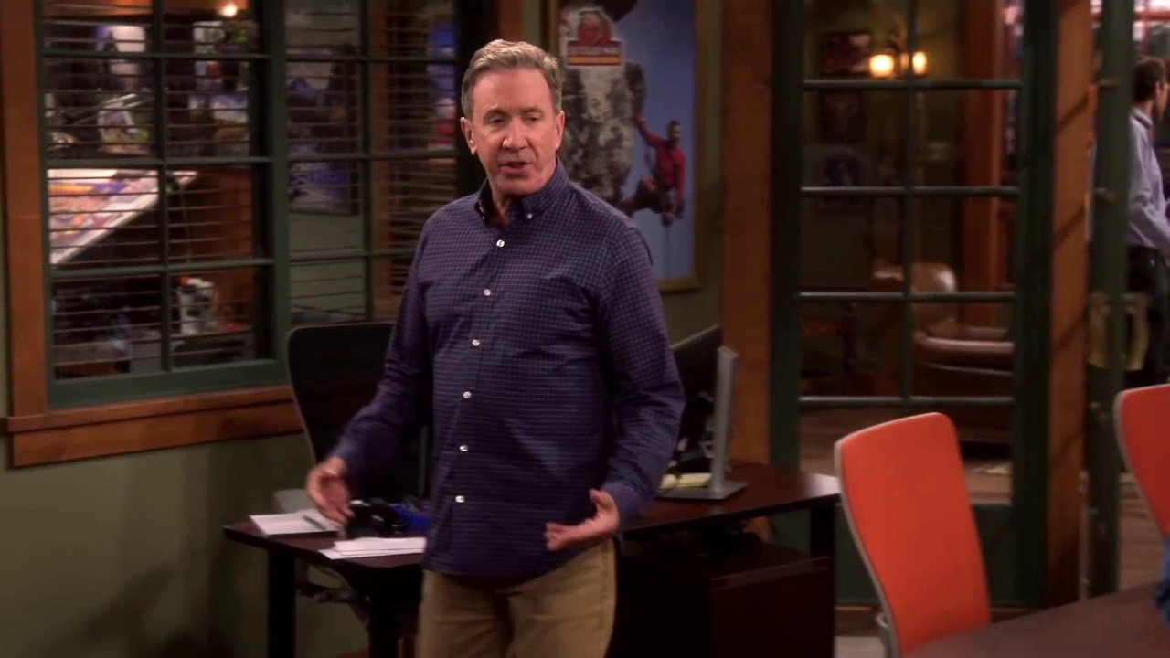 Last Man Standing: Mike, Ed & Chuck Talk About Eve