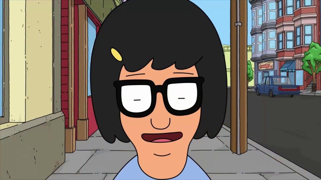 Bob's Burgers: Damon Runs Into Tina