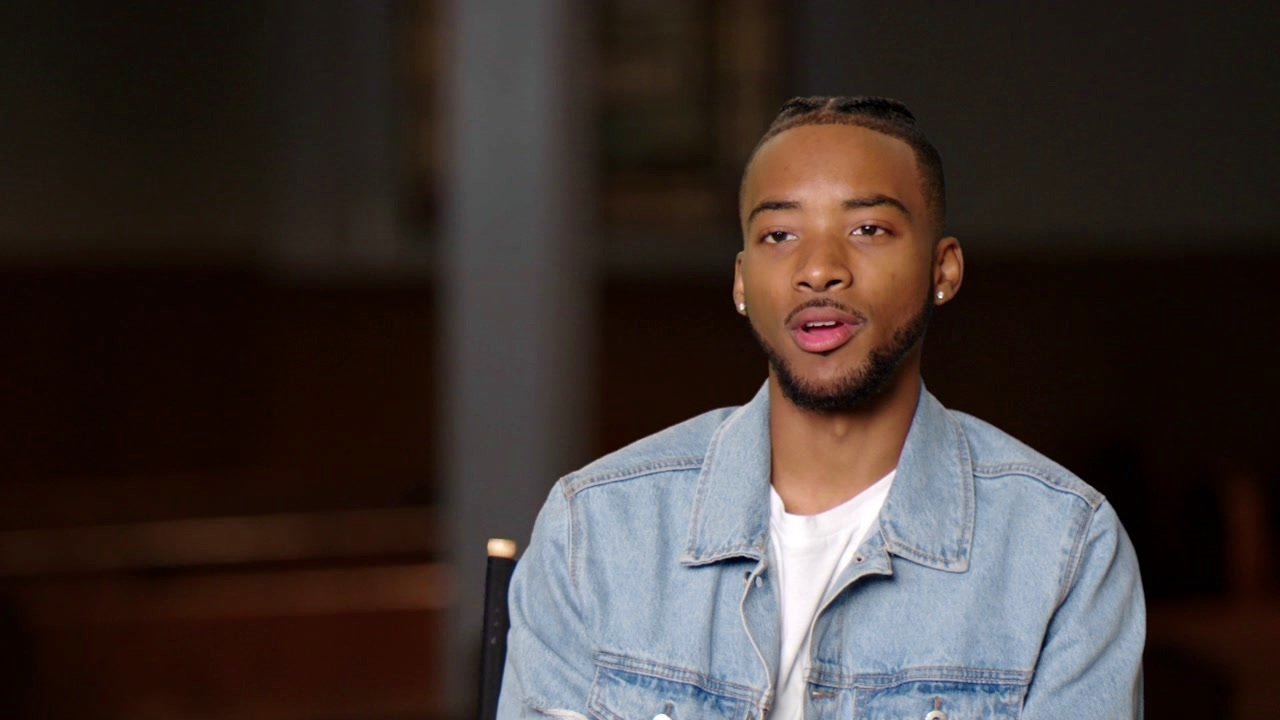 The Hate U Give: Algee Smith On The Story