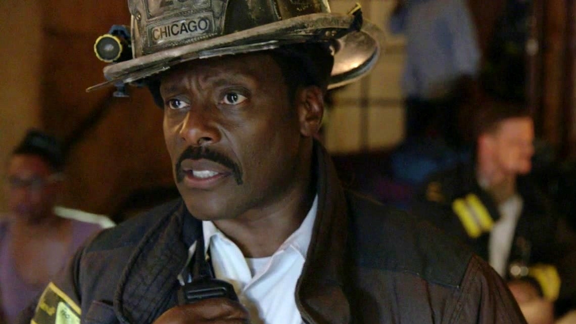 Chicago Fire: Christian Stolte