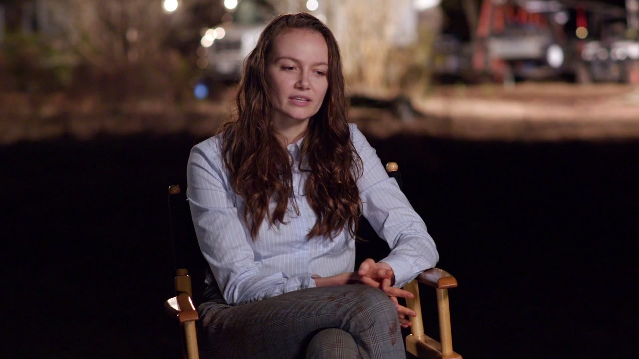 Halloween: Andi Matichak On The Similarities Between Allyson And Laurie Strode