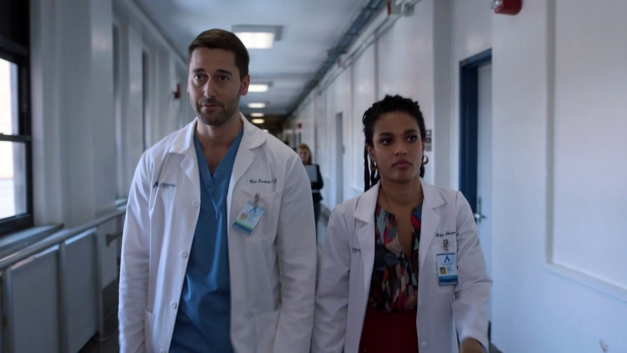 New Amsterdam: Have You Told Your Wife?