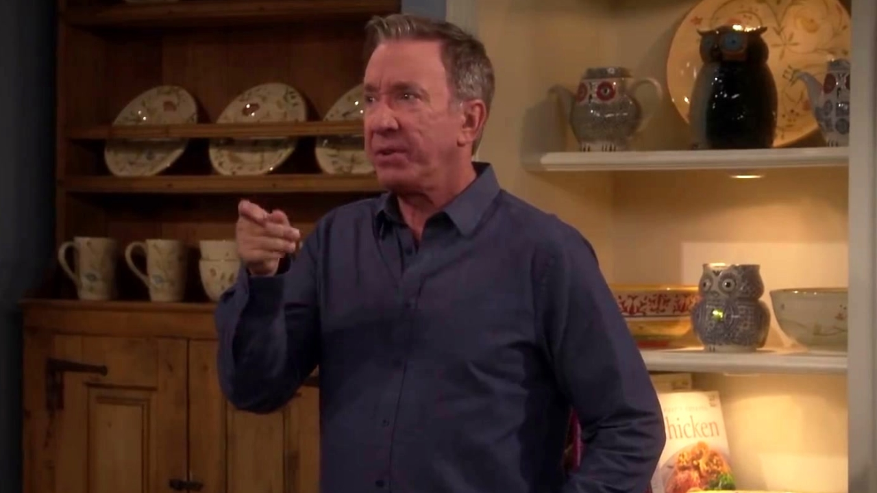 Last Man Standing: Vanessa Is Worried Mike Hasn't Grieved His Father