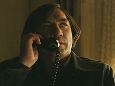 No Country For Old Men: Phone Calls