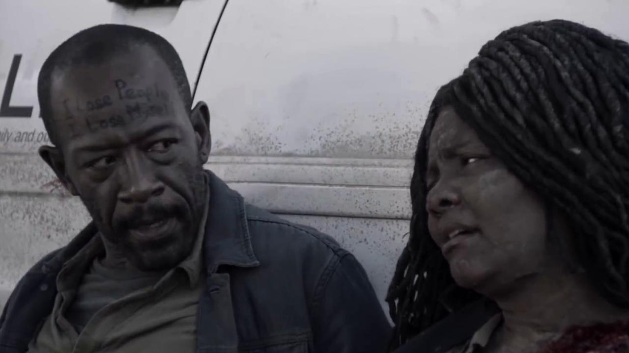 Fear The Walking Dead: Martha's Secret Revealed