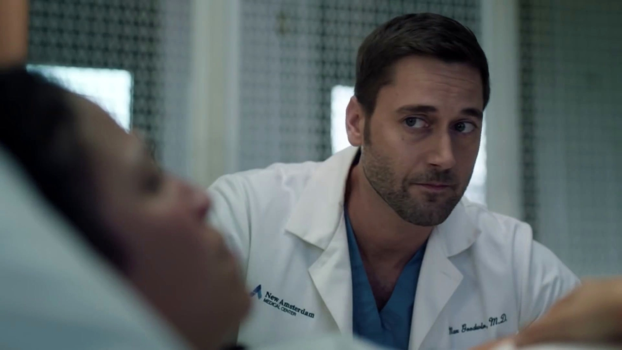 New Amsterdam: Max Always Finds A Way