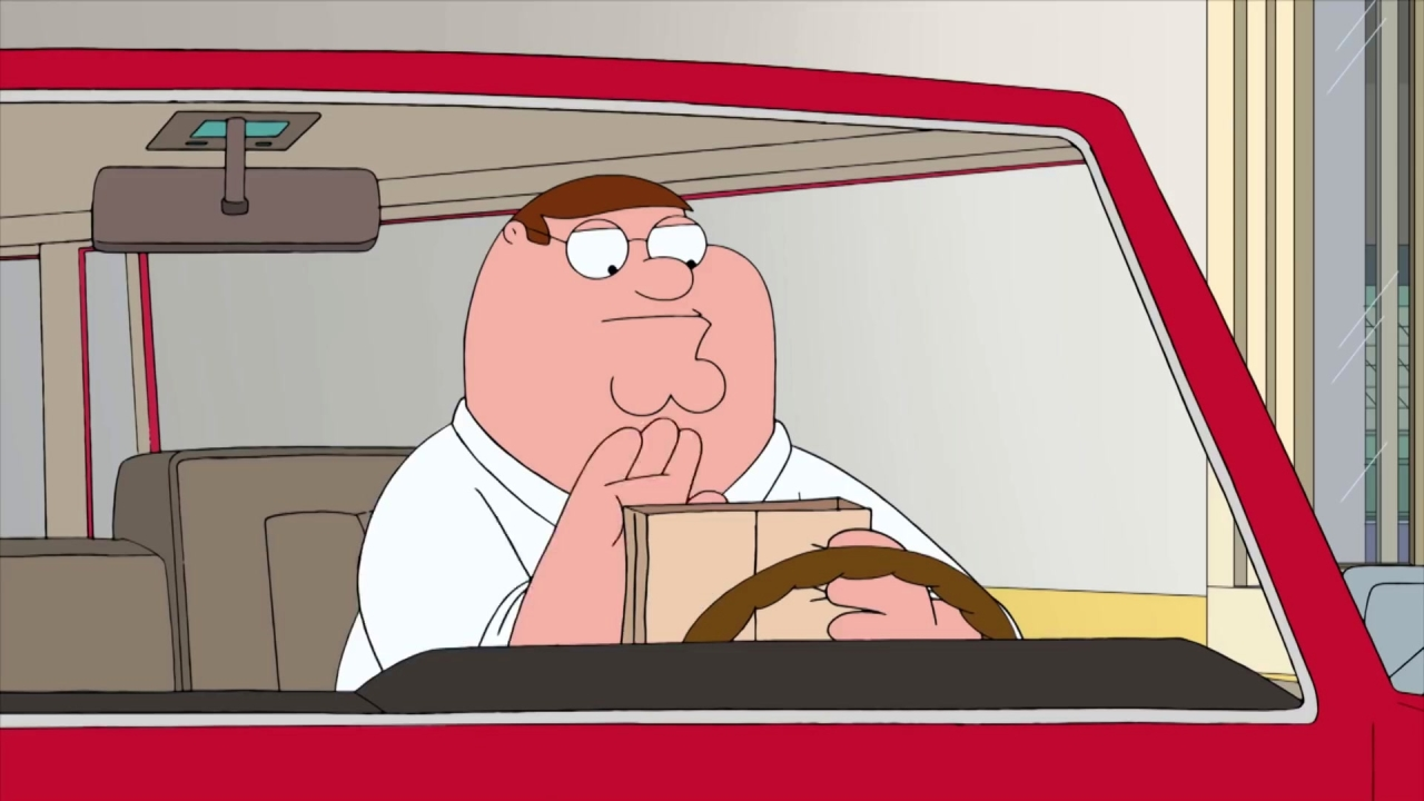 Family Guy: Peter's Car Helps Him Stand Up For Himself