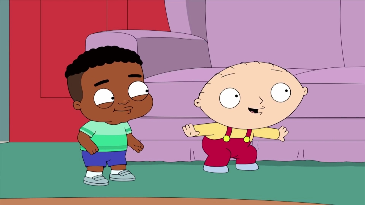 Family Guy: Stewie & Hudson Tell Brian About The Zoo